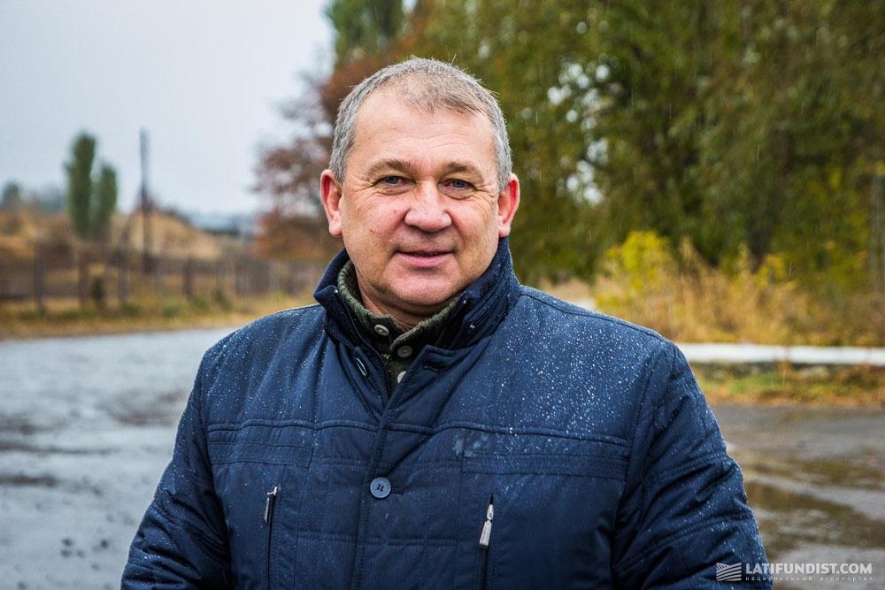 Юрий Янковский, редставитель компании «Август Украина» в Центральном регионе